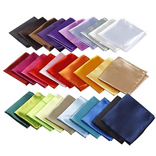 Mens Pocket Squares Handkerchief For Wedding Party
