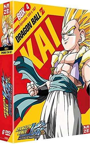 Dragon Ball Z Kai-Box 4/4 : The Final Chapters