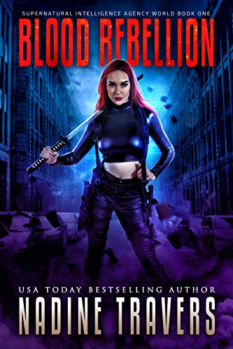 Blood Rebellion by Nadine Travers ebook deal