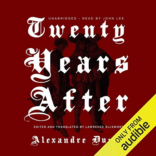 Twenty Years After cover art