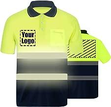 custom 3m reflective shirts