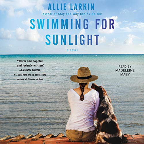 Couverture de Swimming for Sunlight