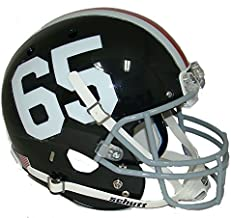 Northern Illinois Huskies 50th Anniversary Schutt Full Size Replica Helmet