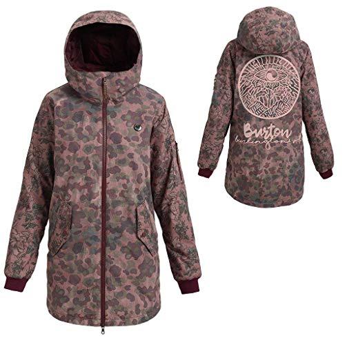 Burton Damen Jacke Mossy Maze Jacket