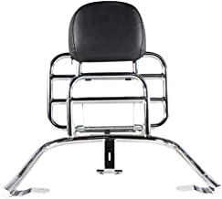 Prima Rear Rack (Backrest, Chrome); Vespa Primavera, Sprint
