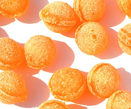 Sanddorn-Bonbons mit Fruchtsaft hergestellt, 300 Gramm
