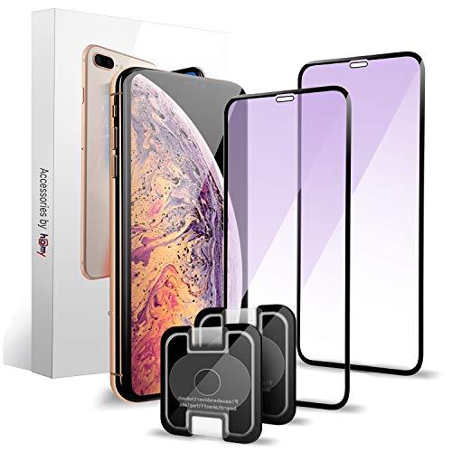 protector 3d iphone xs de la marca homy