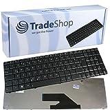 Original Laptop Tastatur / Notebook Keyboard Schwarz QWERTZ Deutsch für A75 A75A A75D A75DE A75VD A75VJ A75VM K75 K75A K75D K75DE K75JD K75V K75VD K75VJ K75VM K75WM (Deutsches Tastaturlayout)