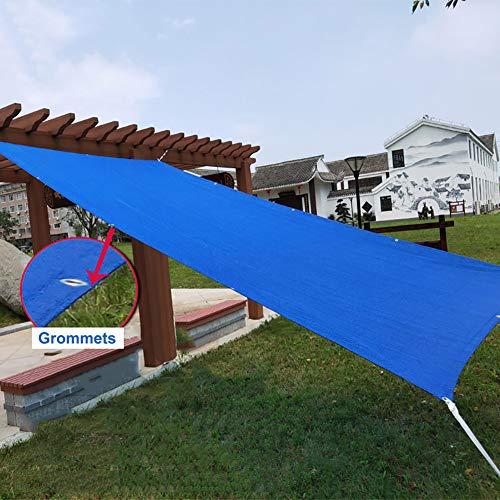 ZAIPP 90% Shade Fabric Tela De Sombra,protección Rayos UV Sombra Mesh Tarp...