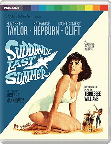 Suddenly, Last Summer - Limited Edition Blu Ray [Blu-ray] [Region Free]