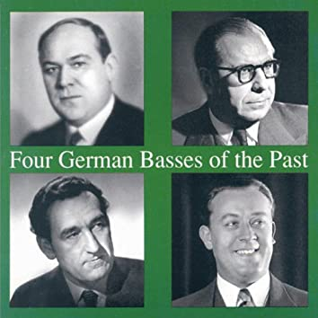 Four German Basses of the Past