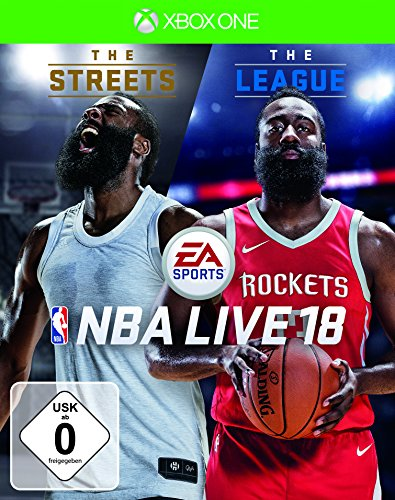 NBA LIVE 18: The One Edition - [Xbox One]