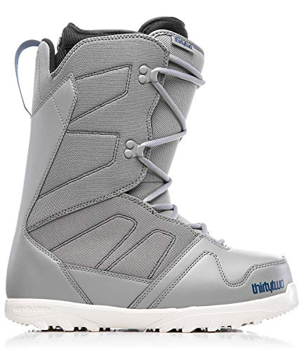 THIRTY TWO Exit Snowboard Boots Grey Mens Sz 11