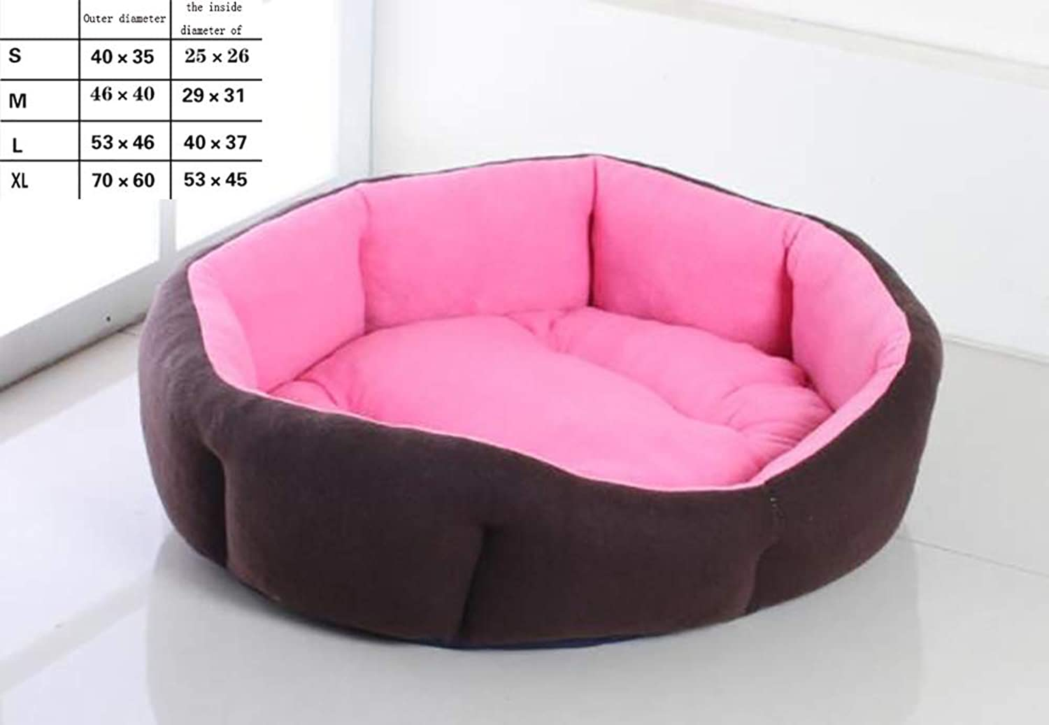 Removable Kennel, pet Supplies(PP Suede)