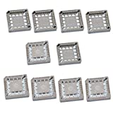 10 pezzi PLCC44P IC Prese PLCC DIP 44Pin Foro passante Montaggio (SOP)