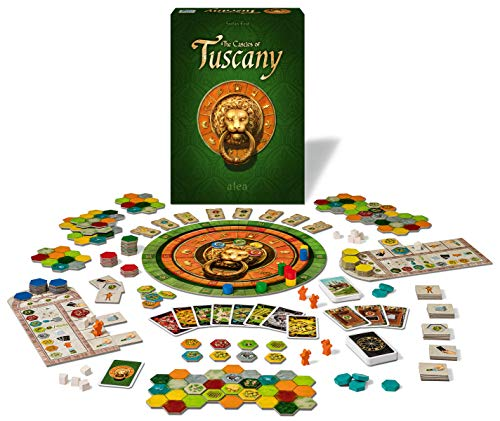 Ravensburger Alea 26916 - The Castles of Tuscany
