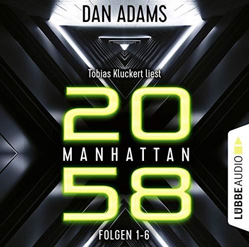 Manhattan 2058. Sammelband 1-6