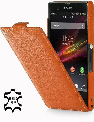 StilGut - Custodia in pelle per Sony Xperia Z