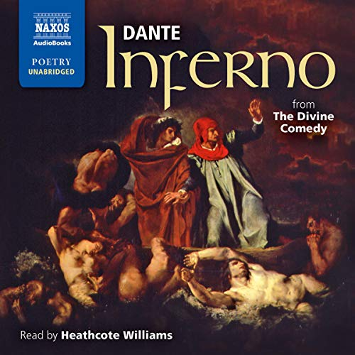 Inferno: From The Divine Comedy Audiobook By Dante Alighieri, Benedict Flynn - translator cover art