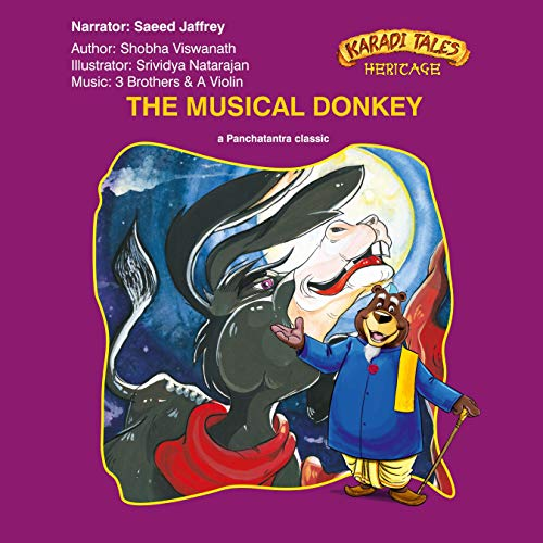 『The Musical Donkey』のカバーアート