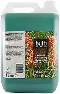Faith In Nature Aloe Vera Shampoo 5litre Bottle
