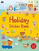 Holiday Sticker Book (Activity Books)