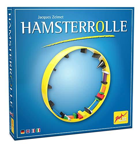 Zoch 601133500 Jeu d'Adresse - Hamster Rolle
