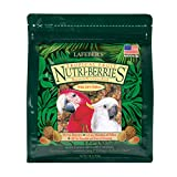 LAFEBER'S Tropical Fruit Nutri-Berries Pet Bird Food, Made with Non-GMO and...