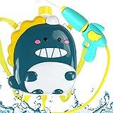 O-Kinee Pistola de Agua, Pistola de Agua de Juguete, Pistola de Agua para Mochila, Water Gun, Juguetes Piscina Water Gun, para Batalla de Agua, Playa, Piscina (Dinosaurio)