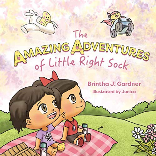 The Amazing Adventures of Little Right Sock audiobook cover art