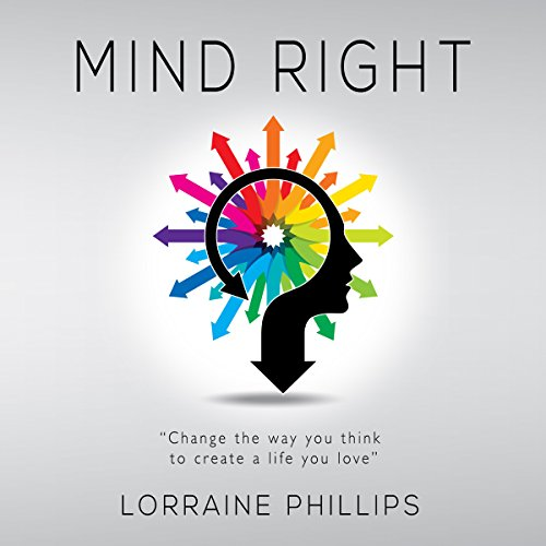 Mind Right: Change the Way You Think to Create a Life You Love audiobook cover art