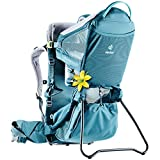 Deuter Kid Comfort Active SL - Women's Fit Child Carrier Backpack, Denim