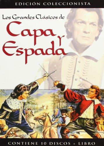 Pack Grandes Clasicos De Capa Y Espada [DVD]