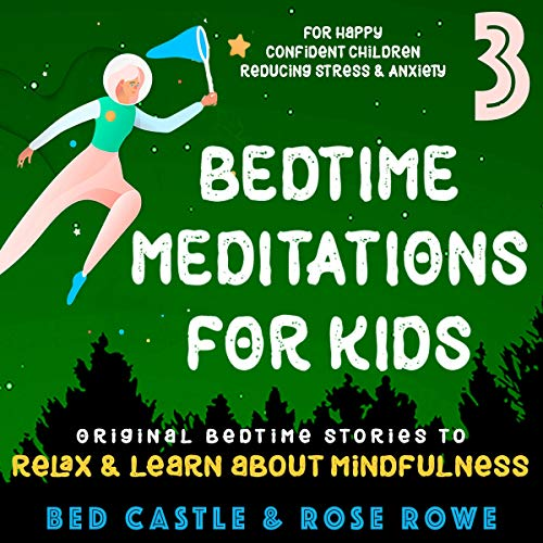 Bedtime Meditations for Kids, Part 3  By  cover art