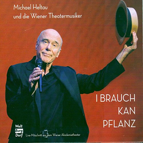 I brauch kan Pflanz audiobook cover art