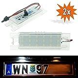 Do!LED, VXLY01, luci LED per targa di immatricolazione (Xenon Optik)