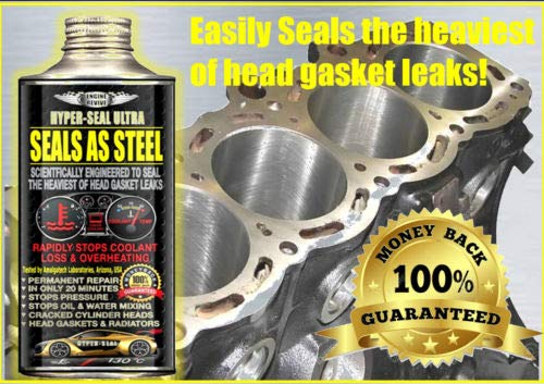 Hyper-Seal Ultra Joint pour grosses fuites au niveau du joint de culasse, de la culasse et du bloc moteur