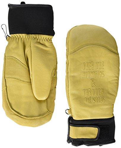 Maloja Damen WaldoM. Handschuhe, Charcoal 8126, L