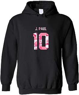 Jake Paul 28 Team 10 29 Pink Camo Unisex Hoodie, Jake Paul Team 10 Camo long, Jake Paul Team 10 Camo shirt, Jake Paul Team 10 Camo tank