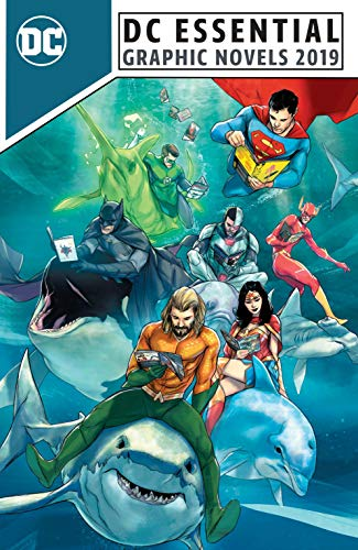 DC Essentials Guide 2019 (DC Comics Essentials) (English Edition)