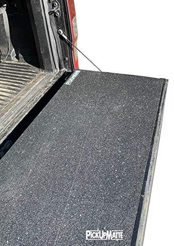 TailGateMat, Heckklappenmatte für Pickup, kompatibel mit/geeignet für VW Amarok (19,99 €/m²)