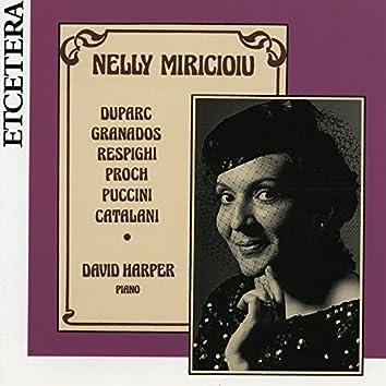 Recital at Wigmore Hall, Live, Duparc, Granados, Respighi, Proch, Puccini, Catalani