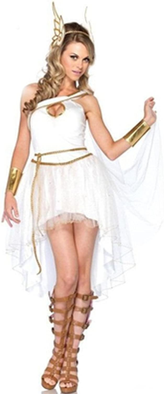 Qingning Weihnachts Feier Cosplay Sexy Göttin Kleid Egypt Halloween Rome Greece Indian Goddess Arab Princess Dress B078W3LYN6 Zu einem niedrigeren Preis  | Stil