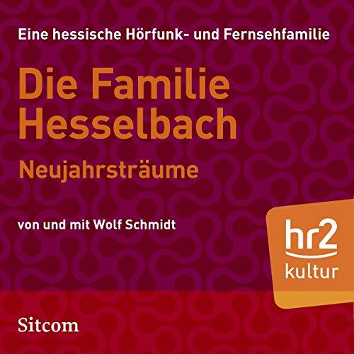 Neujahrsträume audiobook cover art