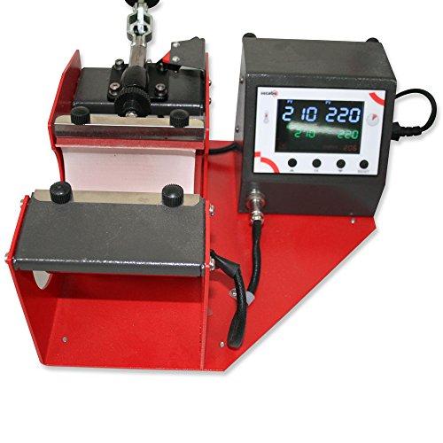 Tassenpresse Secabo TM1 – Profi-Transferpresse in Premium-Qualität - 3