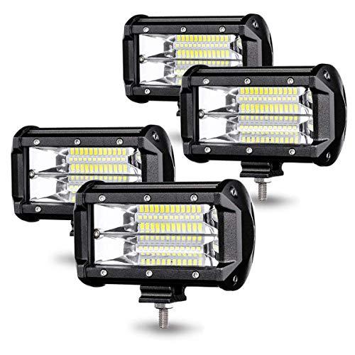 bester der welt Froadp 4x72W Offroad-Scheinwerfer LED-Arbeitsleuchte Zusatzleuchte Außenbeleuchtung… 2021