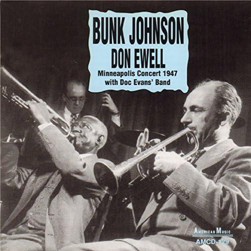 Bunk Johnson & Don Ewell