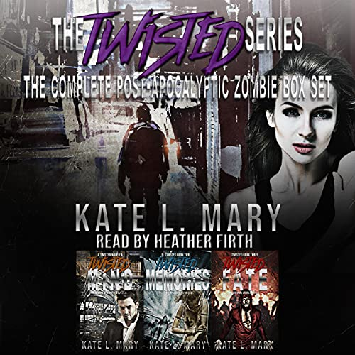 The Twisted Series cover art