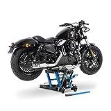 ConStands Motorcycle Scissor Lift L for Suzuki Intruder C 1800 R/RT bl-bu Hydraulic Jack
