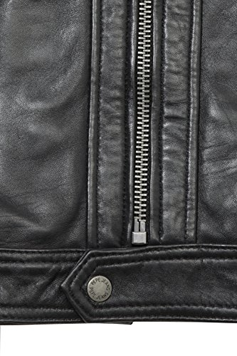 Pepe Jeans Cinnamon PM401424 Chaqueta, Negro (Black 999), Medium para Hombre